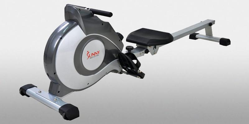 Review of Sunny Health & Fitness SF-RW5515 Magnetic Rowing Machine