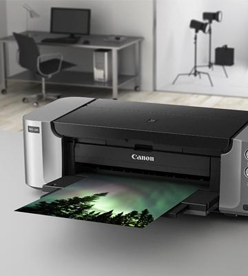 Review of Canon Pro-100 Professional Inkjet