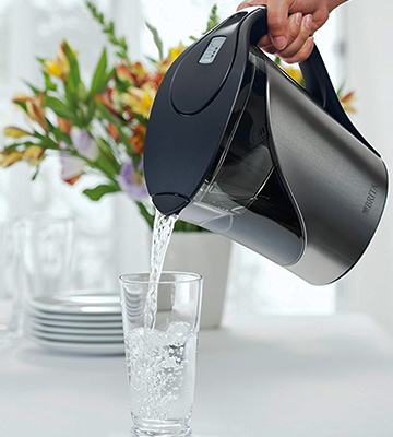 Review of Brita OB51 Medium 8 Cup Water Filter Pitcher