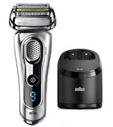 Braun 9290cc Men's Electric Foil Shaver