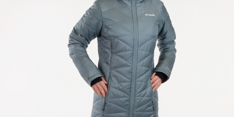 Review of Columbia Mighty Lite Hooded Jacket