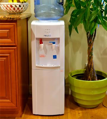 Review of NewAir Hot/Cold Water Cooler WCD-200W