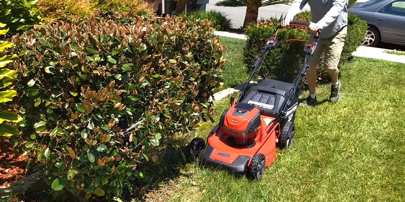 "Review of Snapper XD 82V MAX Cordless Electric 21"" Push Lawn Mower"