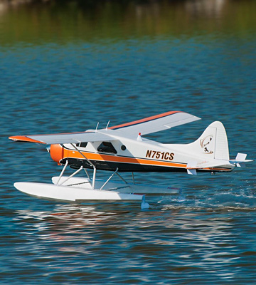 Review of Flyzone DHC-2 RC Airplane