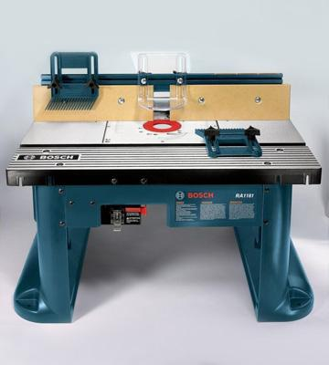 Review of Bosch RA1181 Benchtop Router Table