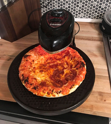 Review of Presto 03430 Pizzazz Plus Rotating Oven