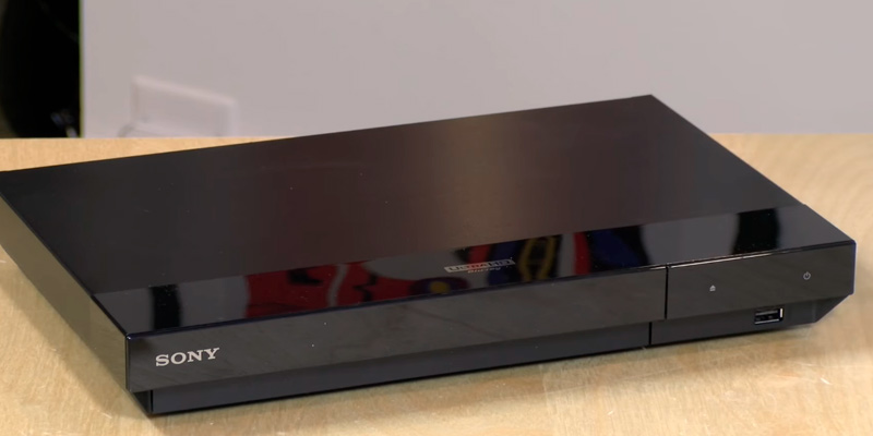 Review of Sony UBP-X700 4K Ultra HD Blu-ray Player