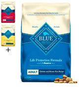 Blue Buffalo 11 Protection Formula Adult Dry Dog Food