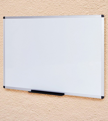 Review of VIZ-PRO WB1290L Magnetic Dry Erase Whiteboard 48x36 Inches