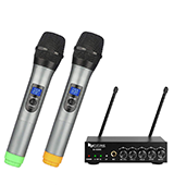 Fifine K036 Wireless Karaoke Microphone