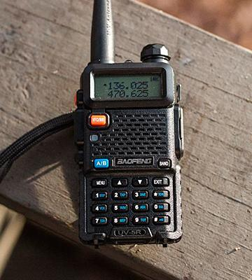 Review of BaoFeng UV-5R Dual Band Two Way Radio