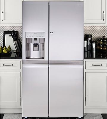 Review of LG Counter Depth Side-by-Side Refrigerator LSC22991ST
