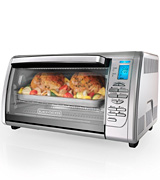 BLACK + DECKER CTO6335S Digital Toaster Oven