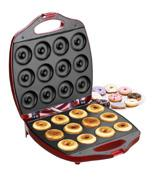 VonShef Deluxe Electric Mini Donut Maker