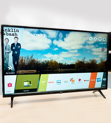 Review of LG 65UK6300PUE 65-Inch 4K Ultra HD Smart TV