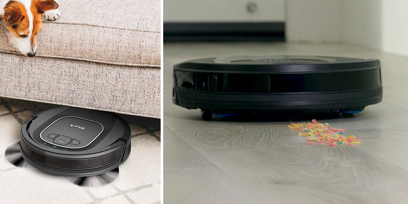 Review of Shark ION Robot Vacuum R87 with Wi-Fi and Voice Control