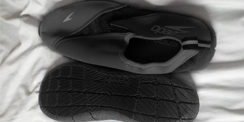 Speedo Surfwalker 3.0 Water Shoe in the use