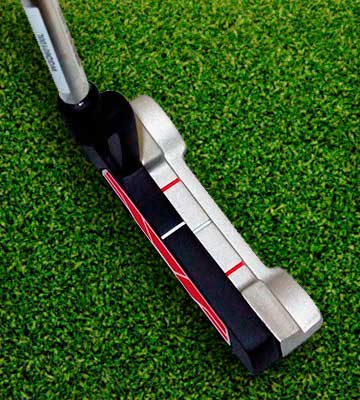Review of Wilson Harmonized Square Heel/Toe Golf Putter