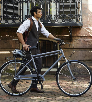 Review of Royce Union RMX Mens 3-Speed Commuter Bike