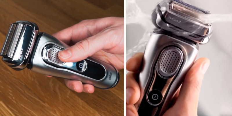 Review of Braun Series 9 9290cc Men's Electric Foil Shaver