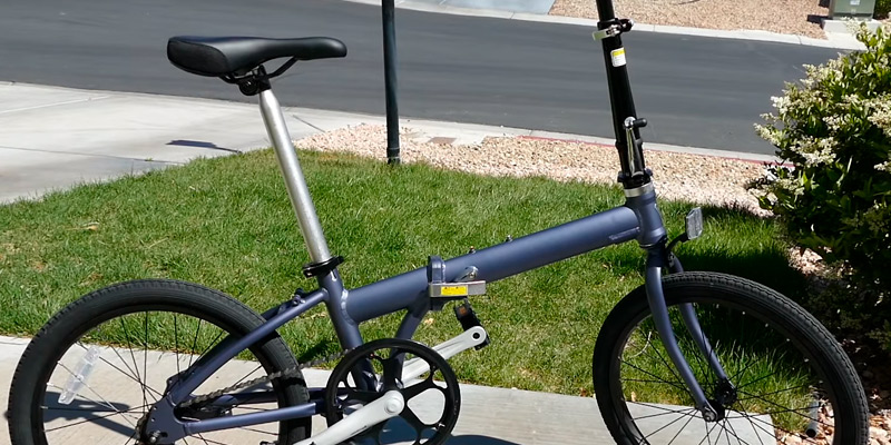 Detailed review of Vilano Urbana Single Speed Folding Bike