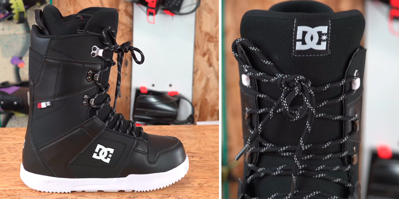 Review of DC Shoes Phase Snowboard Boots Mens