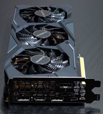 Review of Gigabyte GeForce RTX 2080 Windforce Graphics Card (8GB GDDR6, 256-Bit)