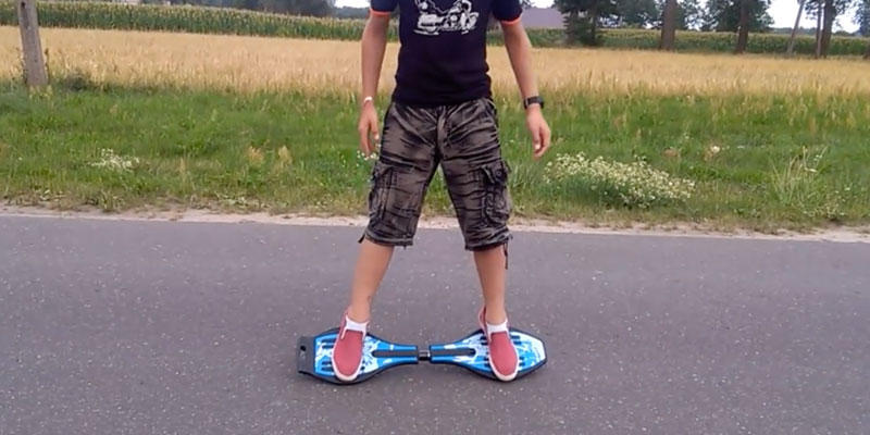 Review of Razor RipStik Extreme Grinding Machine