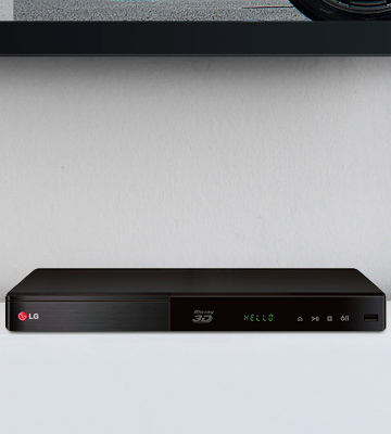 Review of LG BP540 3D Blu-Ray Disc Player with Smart TV