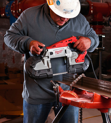 Review of Milwaukee 6232-21 Portable Deep Cut Band Saw
