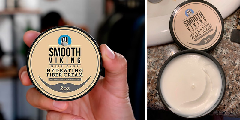 Review of Smooth Viking Beard Care Medium Hold & Minimal Shine Molding Wax