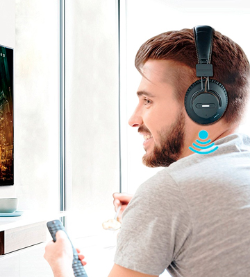 Review of Avantree HT3189 Wireless Headphones for TV Watching & PC Gaming with Bluetooth Transmitter