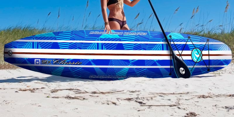Review of Keeper Sports California Board Company Stand up Paddle Board