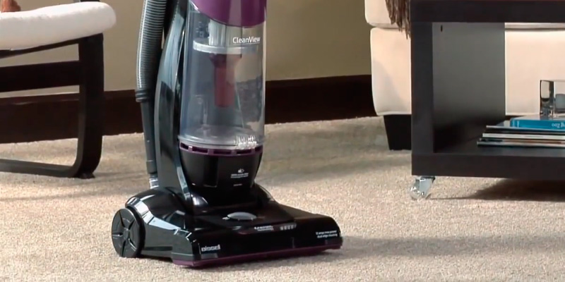 Review of Bissell 9595A Vacuum with OnePass