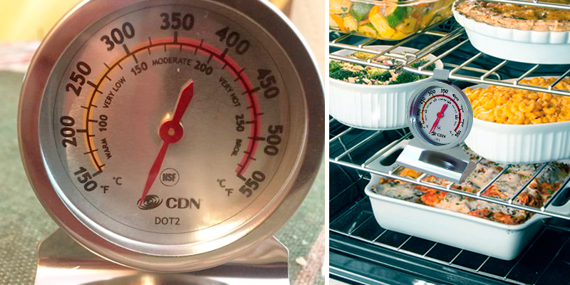 Review of CDN DOT2 ProAccurate Oven Thermometer