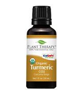 Plant Therapy Turmeric Organic CO2 Essential Oil 100% Pure