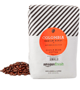 AmazonFresh Colombia Whole Bean Coffee, Medium Roast
