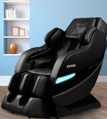 Review of Kahuna SM-7300 Superior Massage Chair with SL-Track 6 Rollers