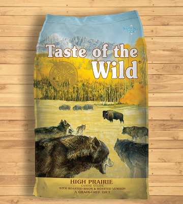 Review of Taste of the Wild High Protein Premium Dry Dog Food