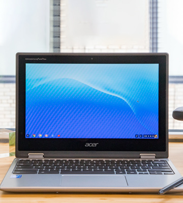 Review of Acer Spin 11 Convertible Chromebook (Celeron N3350, 4GB DDR4, 32GB eMMC)