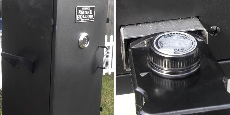 Review of Smoke Hollow 30162E Electric Smoker