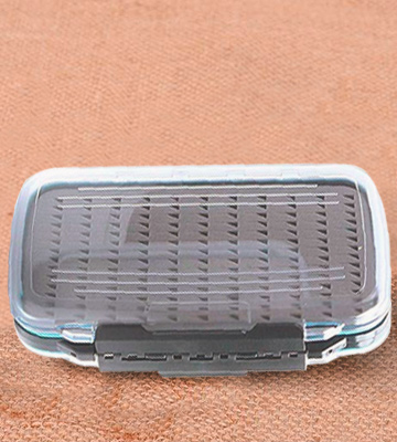 Review of Maxcatch Two-sided Waterproof Fly Box