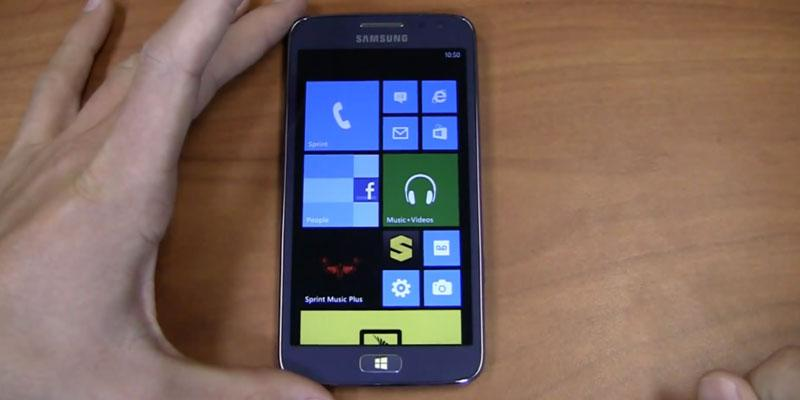 Review of Samsung ATIV S Neo