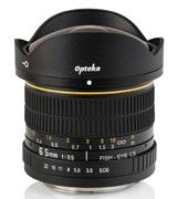 Opteka 6.5mm f/3.5 HD Aspherical Fisheye Lens