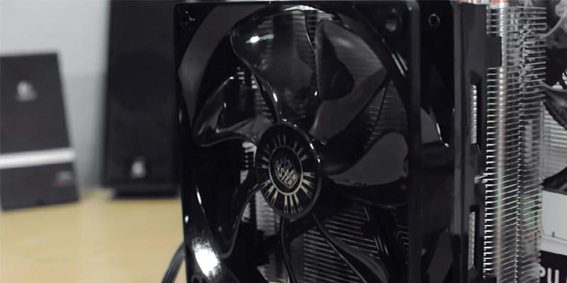 Review of Cooler Master 212 EVO Hyper CPU Cooler