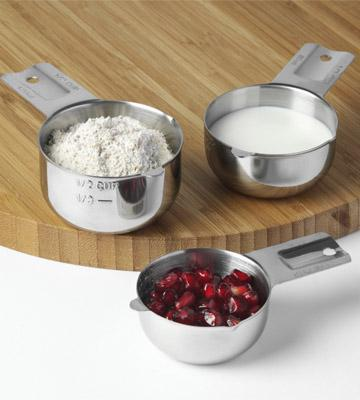 Review of KitchenMade 7-Piece Stainless Steel-Nesting set