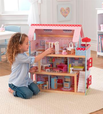 Review of KidKraft 65054 Doll Cottage with Furniture
