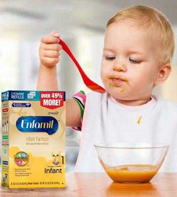 Review of Enfamil mark-1hooi-toop01 Infant Baby Formula