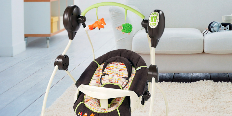 Detailed review of Summer Infant 23183 Sweet Sleep Musical Swing Fox