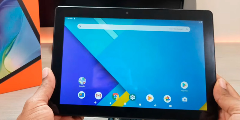 Review of VANKYO MatrixPad Z10 10-Inch Android Tablet
